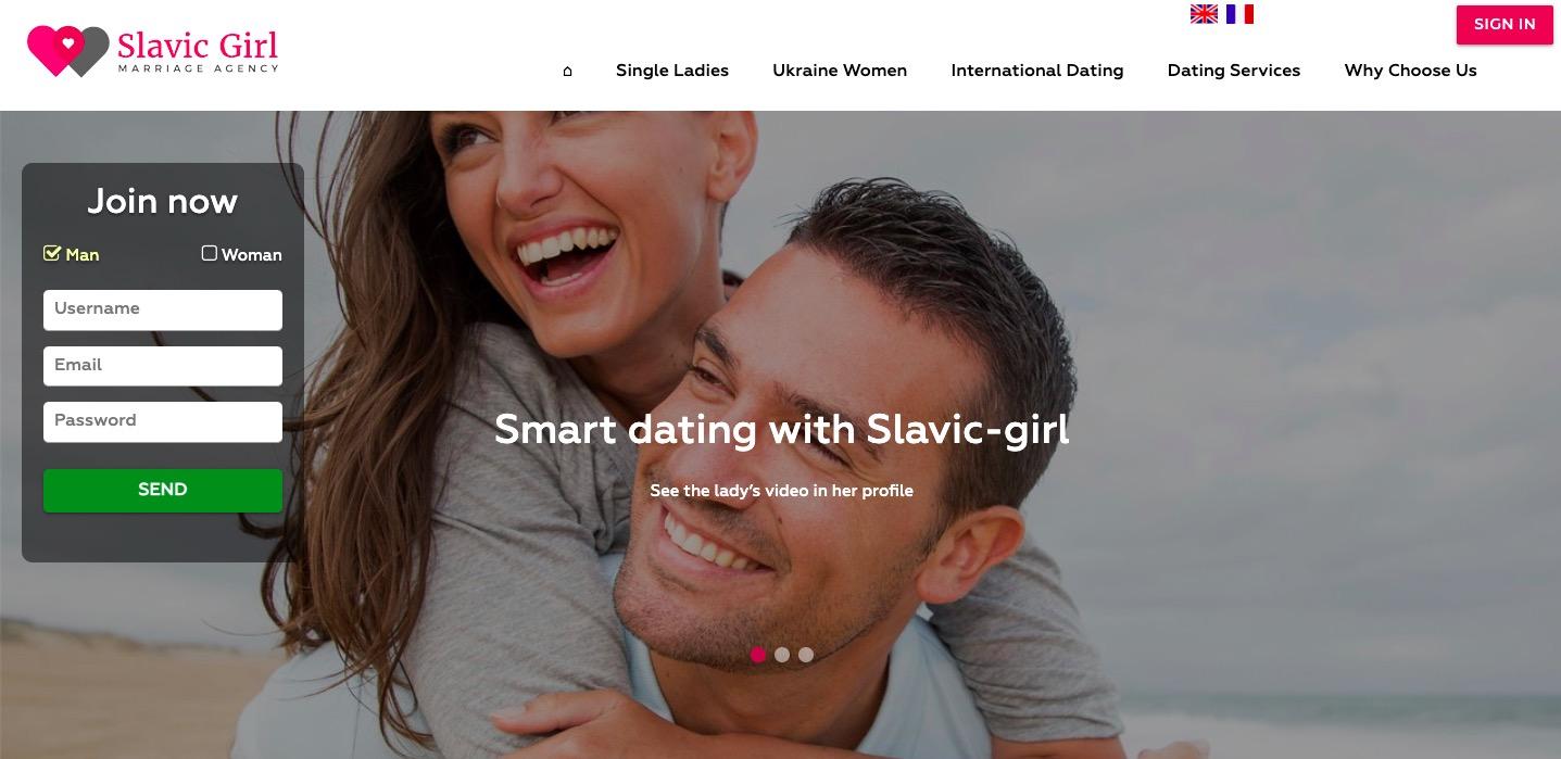 Slavic Girl Marriage Agency